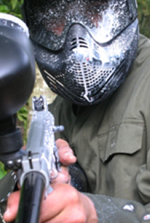 Unmissable Fun: Paintball in North Wales