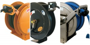 Hose Reels Supplied by Buckley Industrial Worldwide